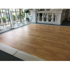 4x4 Birch Dance Floor Panels