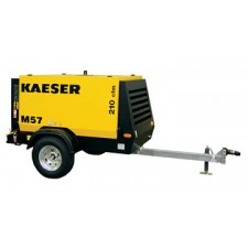 Kaeser M-57 210CFM Air Compressor