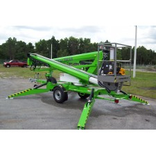 Nifty TM50 Towable Boom Lift