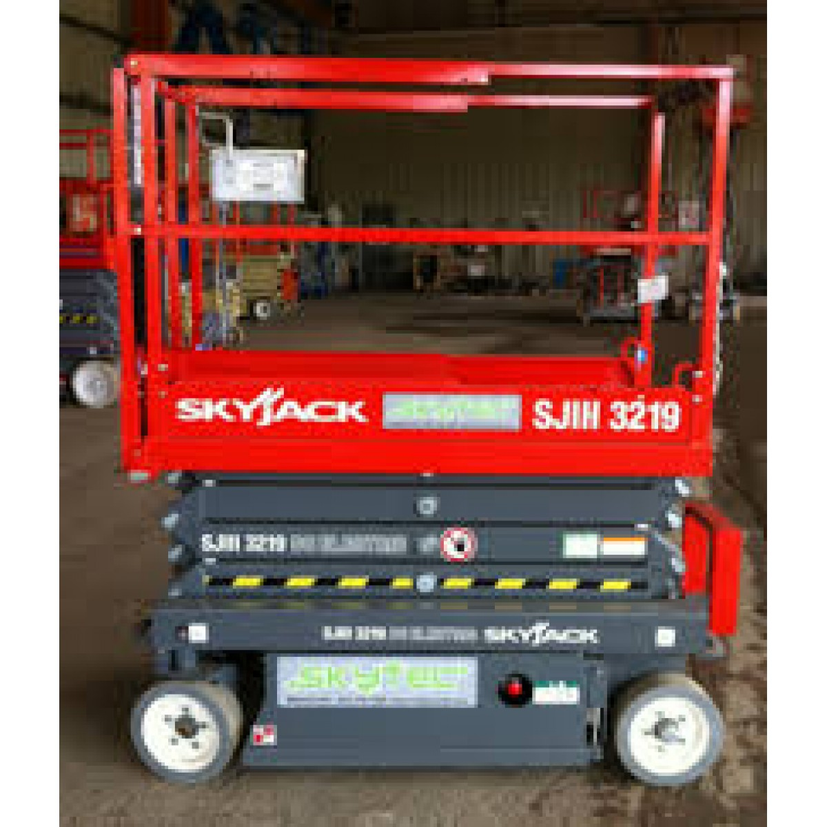skyjack scissor lift wiring diagram
