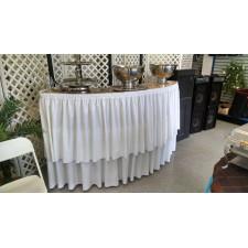 Serpentine Bar Table